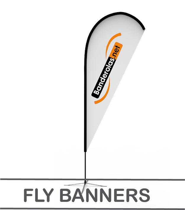 Fly banners
